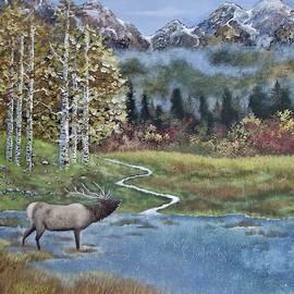 Elk by Brian Mickey