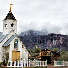 Superstition Mountain Museum - Apache Junction, Arizona by Tam Ryan