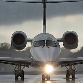 Embraer 145 by Guy Whiteley
