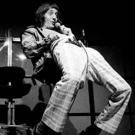 Emo Philips Comedian London 1990