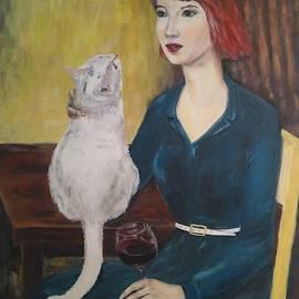 Moody Evening  by Lamei Lepschy Bian