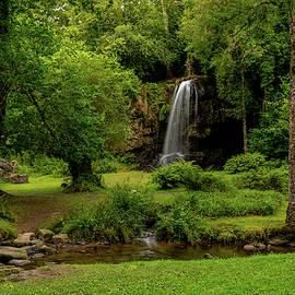 Enchanted Waterfall by Fergal Gleeson