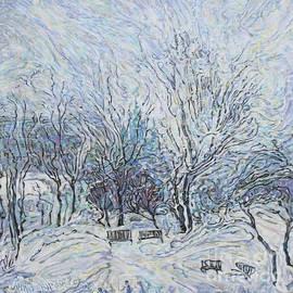 End of Winter by Anna Yurasovsky