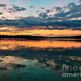Endless summer sunsets by Ann Brown