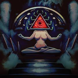 Ereshkigal Queen of The Underworld by Shane Thomas