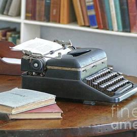 Ernest Hemingway's Typewriter by Catherine Sherman