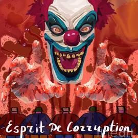 Esprit De Corruption by Maria Gunby