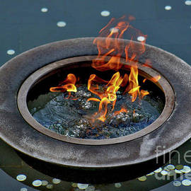Eternal Flame by Stephen Mitchell