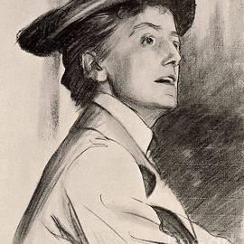 Ethel Mary Smyth by John Singer Sargent