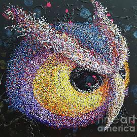 Ethere-owl by Cheryle Gannaway