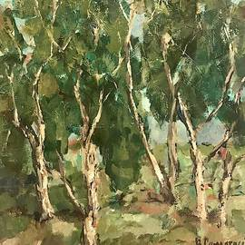 Eucalyptus Around Verona by Beth Capogrossi