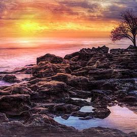 Evening Creation by Debra and Dave Vanderlaan