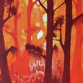 Evenings First Hunt by Drew Enderlin