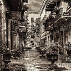 Exchange Alley by James Foshee