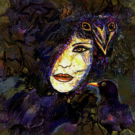 Eyes Of The Raven by Natalie Holland
