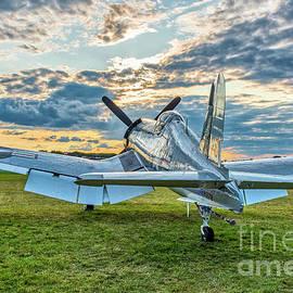 F4u Corsair by Paul Quinn