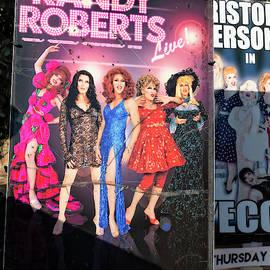 Fabulous Entertainment At The La Te Da Caberet by Kay Brewer