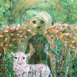 Fairy Angel by Julie Engelhardt