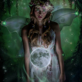Fairy Moon by Rikk Flohr