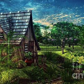 Fairy World by Jutta Maria Pusl