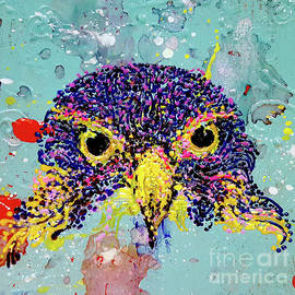 Falconry by Cheryle Gannaway