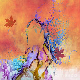 Fall Has a Splash of Color by Beverly Guilliams
