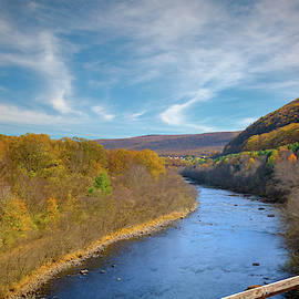 Fall In Pennsylvania by Jack R Perry