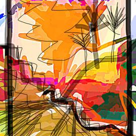 Fall Landscape  by Paul Sutcliffe