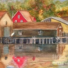 Sue Carmony - Fall time in Maine