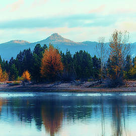 Falling for Lake Almanor by Marnie Patchett