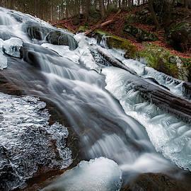 Falling Ice by Bill Wakeley