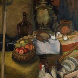Farmer still life by Svetlana Schiel