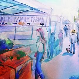 Farmers Market  by Lavender Liu