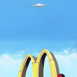 Fast Food Fly By