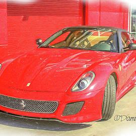 Darrell Foster - Ferrari 599 GTB Fiorano