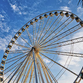 Ferris Wheel 8 by Andrea Anderegg