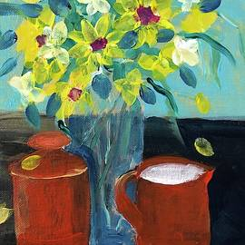 Festive Morning Table by Christina Schott