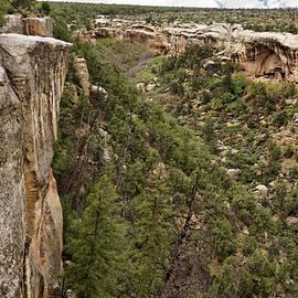 Fewkes Canyon 1 - Mesa Verde National Park by John Trommer