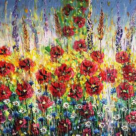 Fields Of Dreams III by Dariusz Orszulik