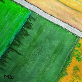 Fields Of Green by George Dalton