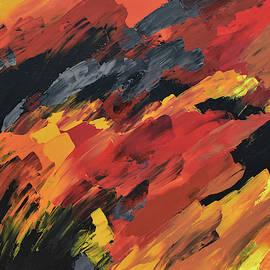 Fire #2 by Beatriz Portela