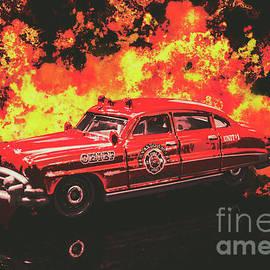 Fire Hornet by Jorgo Photography - Wall Art Gallery