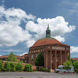 first Baptist Church Asheville by Joye Ardyn Durham
