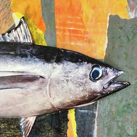 Fish Collage by Nancy Merkle