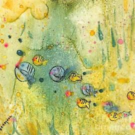 Fish Farm 1 by Patty Donoghue