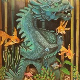 Fish Forest by Crystal Elswick