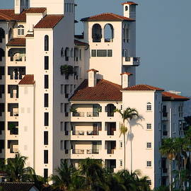 Fisher Island Residents - Miami by Arlane Crump