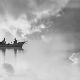 Fishermen by KaFra Art
