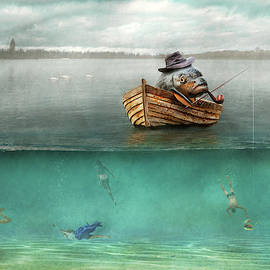 Mike Savad - Fishing - Catch of the day