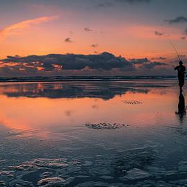 Fishing Disappointment by Bob VonDrachek